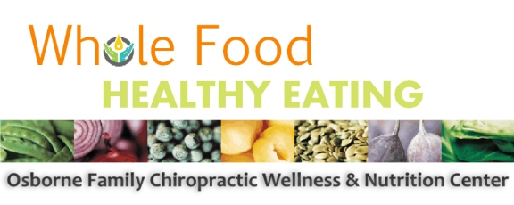 Whole Food Healthy Eating OFC Wellness logo