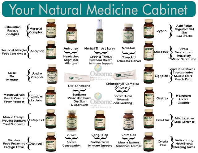 Natural Medicine Cabinet Austin Texas Healing Nutrition Herbal Remedies